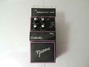 Vintage Nobels TR-X Tremolo Effects Pedal Free USA Shipping