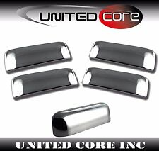 03-11 Ford Ranger Chrome Door Handle Cover Chrome Tailgate Handle Cover