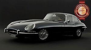 New Jaguar E Type Classic Super Sports Muscle Car Photo Print
