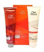 Wella Wellastrate Mild Straight System Permanent Hair Straightening Cream