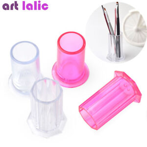 Nail-Art-Brushes-Storage-Holder-Painting-Pen-Case-Organizer-Container