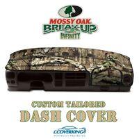 Mossy Oak Infinity Custom Tailored Dash Cover For Dodge Ram 3500