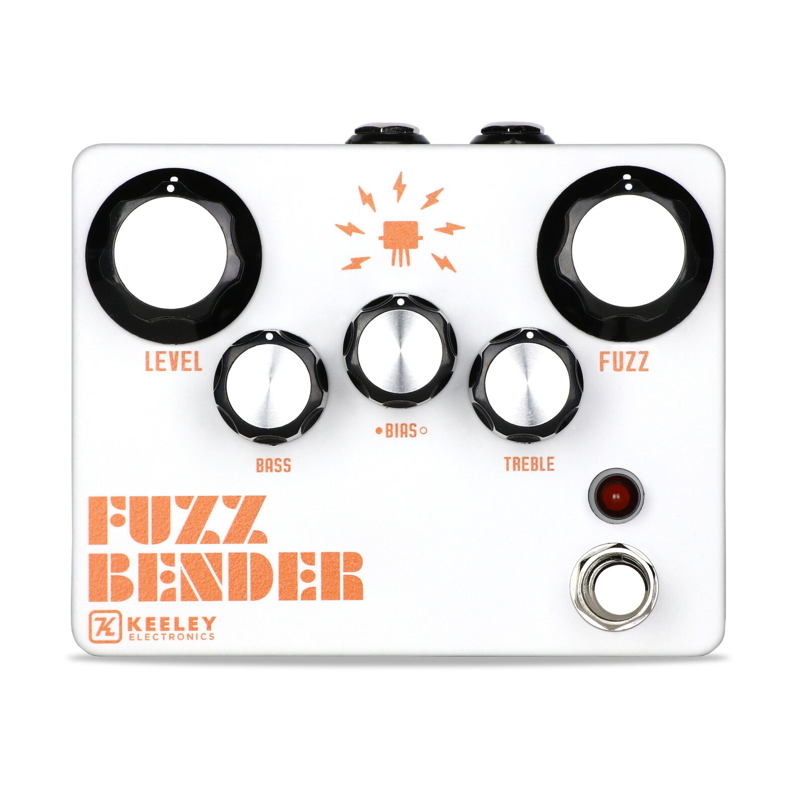 Keeley Fuzz Bender New guitar effect pedal