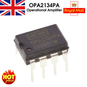 Audio-Grade-OPA2134PA-OPA2134-Dual-Audio-OP-AMP-I-C-DIP-8-Operational-Amplifier