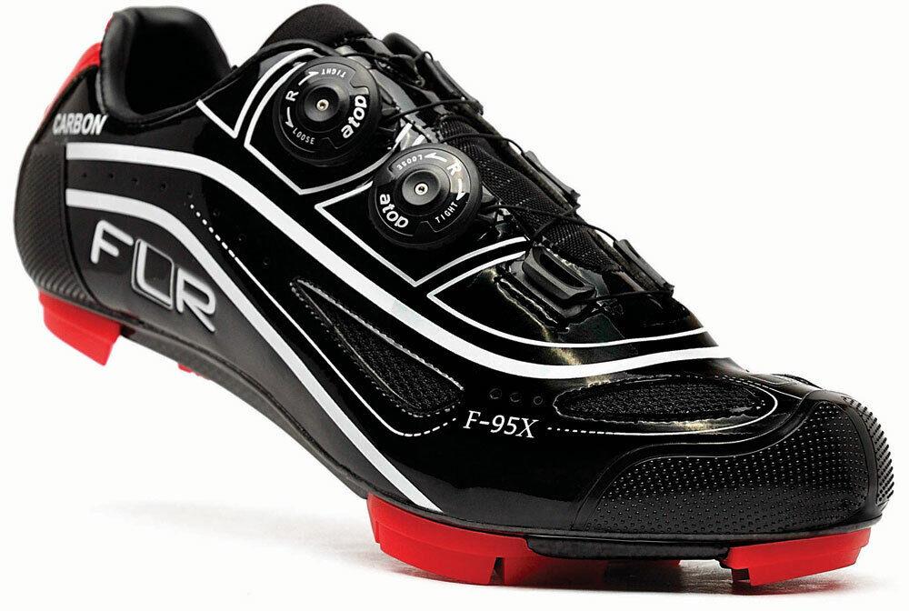 FLR F-95X Strawweight MTB Race shoes. Save 50%