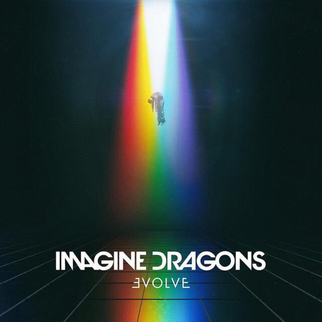 IMAGINE DRAGONS * Evolve  (2017) * CD * NEU * OVP