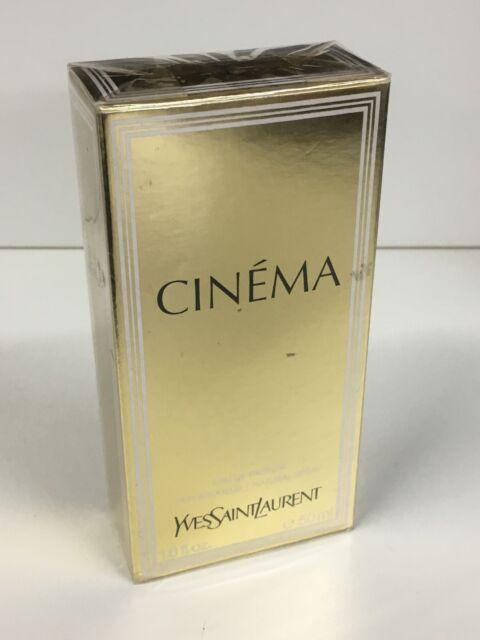Yves Saint Laurent Cinema 17oz Womens Perfume For Sale Online Ebay