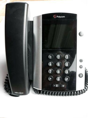 Polycom VVX 500 12-Line Gigabit VoIP IP Business Media Phone VoIP Telefon