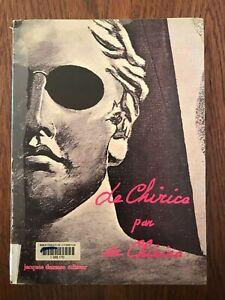 De Chirico par de Chirico - Jacques Damase