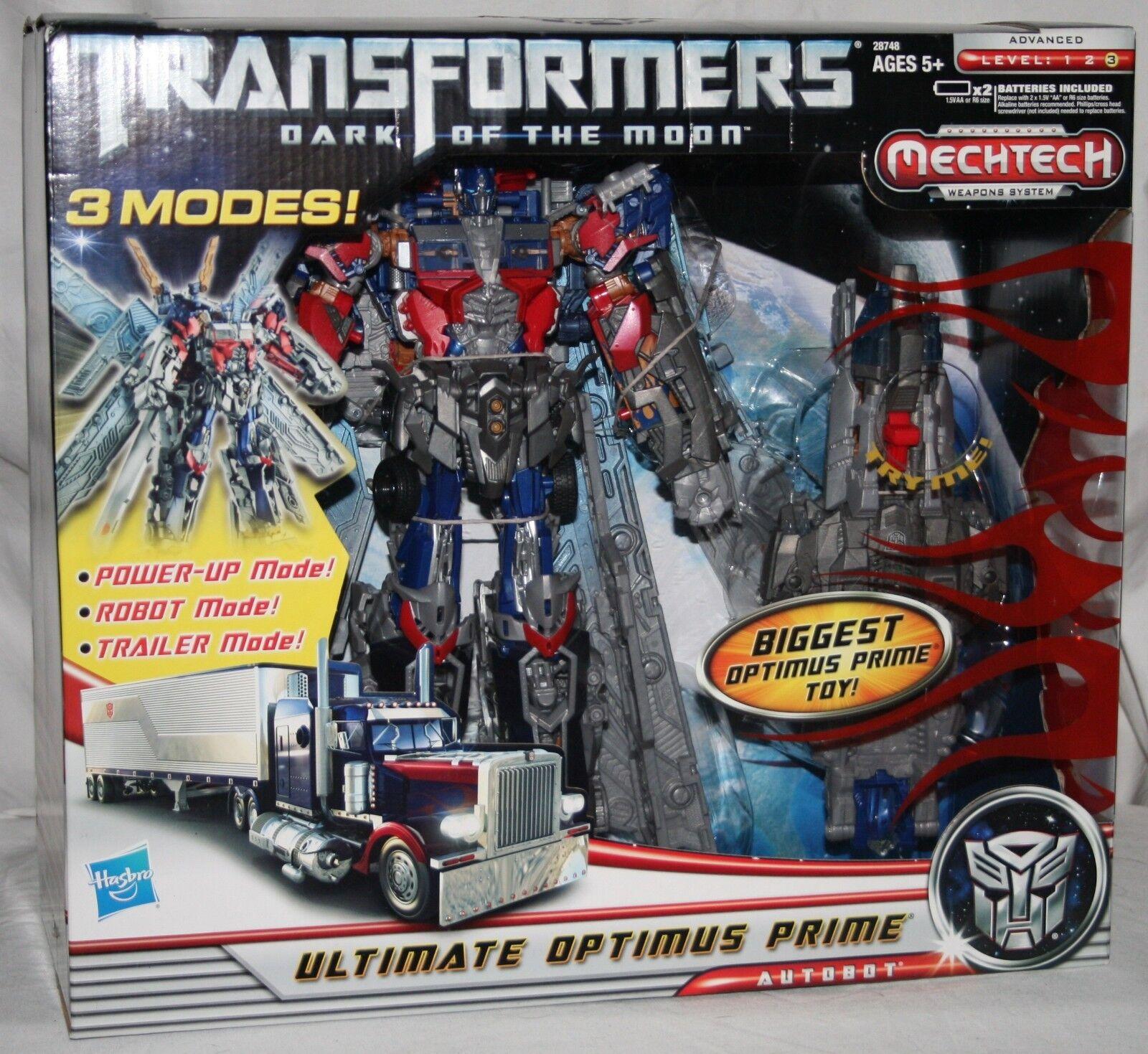 Transformers dotm ultimate optimus prime MISB