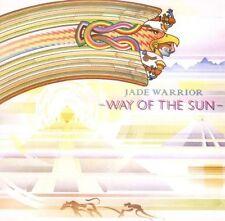 JADE WARRIOR - WAY OF THE SUN (REMASTERED)  CD NEU