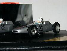 Quartzo Q4109 Porsche 804 Jo Bonnier 1962 French GP 1/43