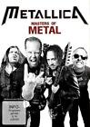 Metallica - Masters of Metal von Kirk Hammett,Lars Ulrich,James Hetfield,Robert Trujillo (2015)