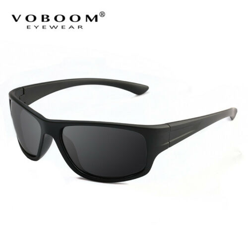 TR90 Polarized Sport Sunglasses for Mens UV400 Fishing Cyling Bike Sport Goggles