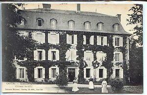 CP-15-Cantal-Viellespesse-Chateau-de-Luc