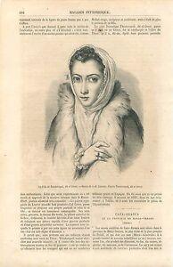 Portrait-Fille-de-Dominikos-Theotokopoulos-El-Greco-a-Venise-GRAVURE-PRINT-1860