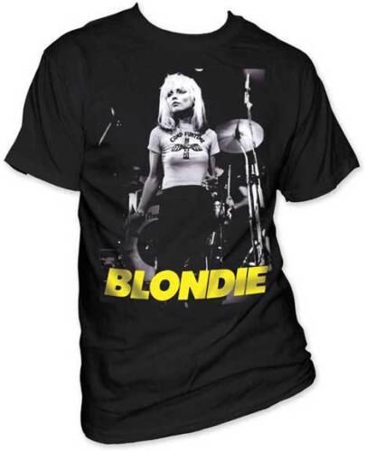 Blondie Spass T-Shirt S-M-L-XL-2XL Brandneu Offizielle Impact Werbung