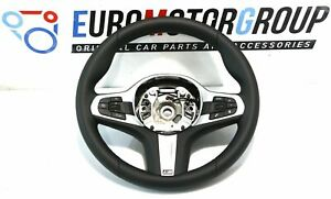 BMW-M-SPORTS-Volant-de-Direction-en-Cuir-8008178-9372496-7854187-5-039-G30-G31