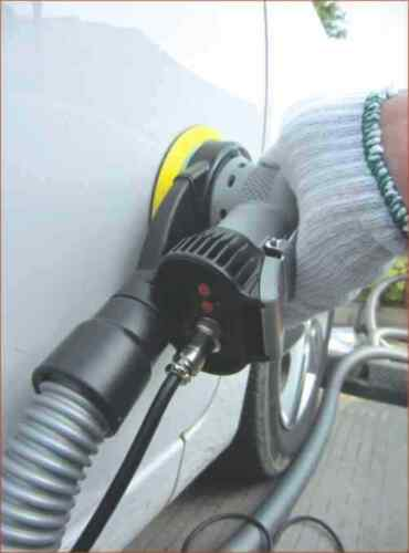 ITALCO Automotive refinishing ATT-77 Electric Sander BRUSH LESS 30VDC MOTOR