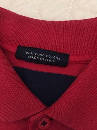 6 Uomo Eccellente Paul Polo Colore rosso Condizioni amp;shark Taglia Blue dIA87wqU