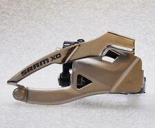 SRAM X0 Front Derailleur 2x10 Hi Clamp 382 Bottom Pull
