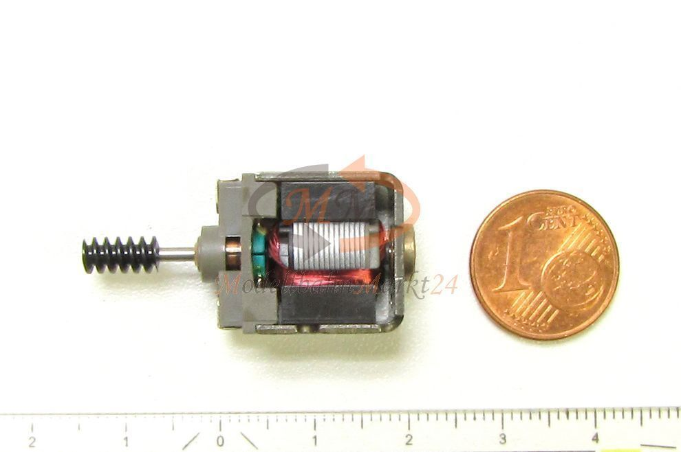 Ersatz-Motor ohne Schwungmasse z.B. für FLEISCHMANN Dampflok T18.1 Spur Spur Spur N - NEU  | Ästhetisches Aussehen  681e2e