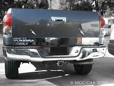 07-11 Toyota Tundra Stainless Steel Chrome Finish Tailgate Trunk Molding Trim