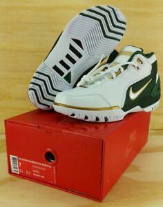 3c2dbdcf7bd Nike Air Zoom Generation SVSM QS Lebron James St Vincent Mary AO2367 ...