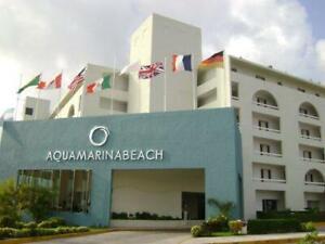 Departamento Venta Aquamarina Zona Hotelera Cancun