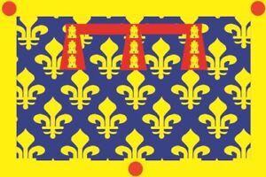 Fahne Flagge Pas de Calais Department 100 x 150 cm Bootsflagge Premiumqualität