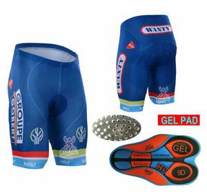 WL371-Ropa-Ciclismo-Culotte-corto-Gel-Culote-corto-de-Ciclistas