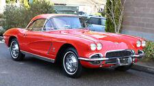 New Listing1962 Chevrolet Corvette Convertible Fuel Injection 4sp