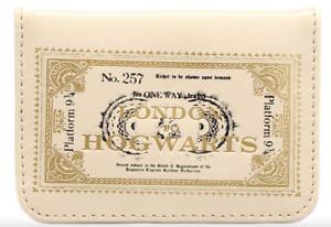 Harry Potter Travel Pass Holder - London to Hogwarts
