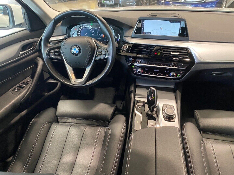 BMW 530d 2018