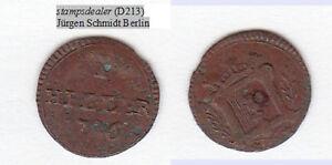 Cu-Heller-1786-Augsburg-Stadt-Forster-705-D213-stampsdealer