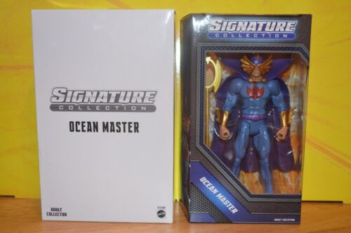 NEW Mattel DC Signature Collection OCEAN MASTER Infinite earth Club Figure
