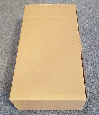 360 Einwellige Steckkarton Mir Automatikboden 400x210x120 - Art. 2068, MÜÄ