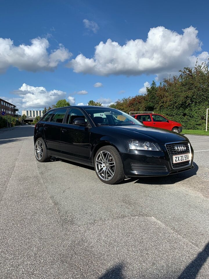Audi A3, 1,9 TDi Ambition SB, Diesel