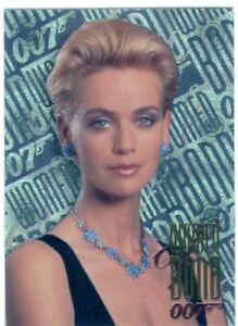 James Bond Tomorrow Never Dies Women Of Bond Chase Card W1