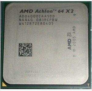 amd athlon 64 x2 4000 ado4000iaa5dd am2 socket 940 4000 cpu 2 1g