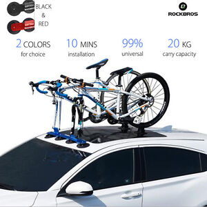 RockBros-Bike-Bicycle-Rack-Carrier-Suction-Roof-top-Quick-Installation-Roof-Rack