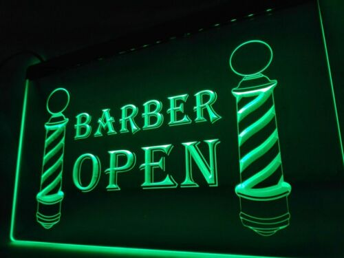 Details about  /Barber Poles Display Hair Cut NEW Light Sign home decor crafts