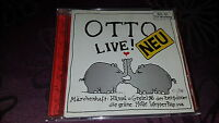 CD Otto Live Neu - Album 1996