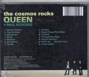 QUEEN-PAUL-RODGERS-The-Cosmos-Rocks-CD-Brand-New-Still-Sealed