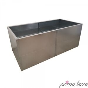 Hochbeet-Stahl-verzinkt-Simplex-196cm-x-98cm-x-78cm