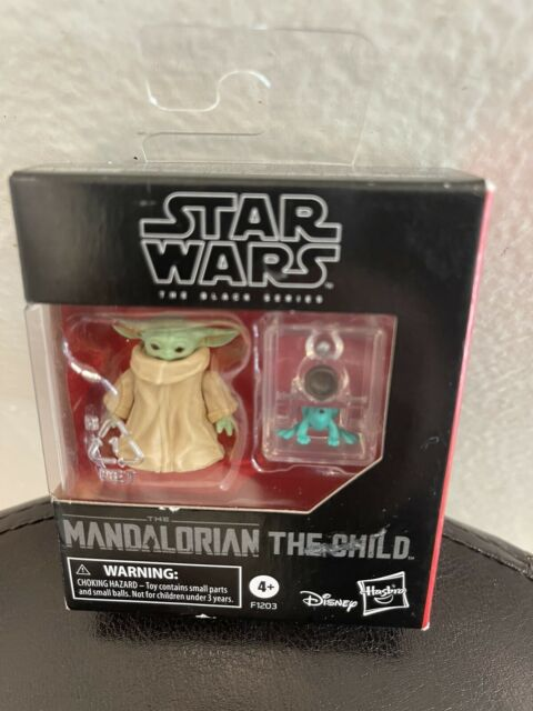 Baby Yoda Star Wars The Black Series: The Mandalorian THE CHILD  Action Figure