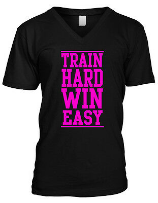 Train Hard Win Easy Hoodie Fitness Gym Motivation Sweatshirt
