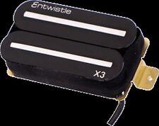 ARTEC SSC-12 WH BK SINGLE NECK MID BRIDGE PU oder SET f.STRAT® STAGGERED CERAMIC