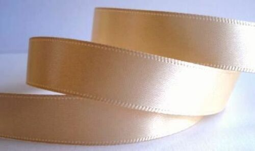9 feet of ribbon Double Face Satin Ribbon 1//4 inch x 3 yards 34 COLORS