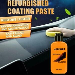 120ml-Auto-Leather-Renovated-Coating-Paste-Pflegemittel-Staubdicht-Neu